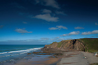 Northcott Mouth, Bude, Cornwall