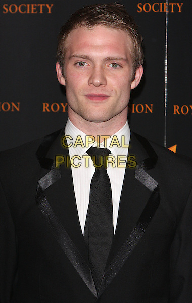 CHRIS FOUNTAIN .The Royal Television Society (RTS) Awards, Grosvenor House Hotel, Park Lane, London, England, UK, .March 15th 2011..portrait headshot  black suit tie white shirt .CAP/ROS.©Steve Ross/Capital Pictures