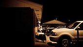 Garden City, Kansas, USA, August 2011:.Burmese asylant at the estate in central Garden City. Most of them came here to work at Tyson meatpacking plant, which kills and processes 6 thousand cattle a day. Kansas dominates American beef industry, by producing one quarter of all beef in the USA, while being heavily dependent on cheap immigrant labour..(Photo by Piotr Malecki / Napo Images)..Garden City, Kansas, Stany Zjednoczone, Sierpien 2011:.Emigrantka, uchodzca z Birmy, z dzieckiem. Wiekszosc z nich pracuje w zakladach miesnych Tyson, ktore zabijaja i przerabiaja 6 tysiecy sztuk bydla dziennie. Stan Kansas zdominowal rynek wolowiny w Stanach Zjednoczonych, produkujac jedna czwarta calej amerykanskiej wolowiny. Amerykanski przemysl miesny jest bardzo uzalezniony od taniej sily roboczej, ktora daja emigranci..Fot: Piotr Malecki / Napo Images.