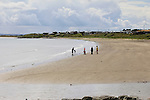 Clogherhead Beach Closed 2014