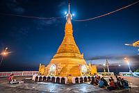Hpa An (Mount Zwegabin), Myanmar