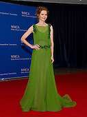 Darby Stanchfield arrives for the 2014 White House Correspondents Association Annual Dinner at the Washington Hilton Hotel on Saturday, May 3, 2014.<br /> Credit: Ron Sachs / CNP<br /> (RESTRICTION: NO New York or New Jersey Newspapers or newspapers within a 75 mile radius of New York City)