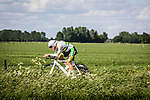 National Team Australia (AUS), Stage 2: Team Time Trial, 62th Olympia's Tour, Netterden, The Netherlands, 13th May 2014, Photo by Pim Nijland / Peloton Photos