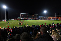 Picture by Anna Gowthorpe/SWpix.com - 02/02/2018 - Rugby League - Betfred Super League - Hull KR v Wakefield Trinity - KC Lightstream Stadium, Hull, England - A general view of the action on the pitch