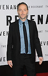 Emmanuel Lubezki arriving at the world premiere of The Revenant held at TCL Chinese Theater Hollywood, CA. December 16, 2015.