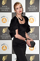 LONDON, UK. March 19, 2019: Lysette Anthony arriving for the Royal Television Society Awards 2019 at the Grosvenor House Hotel, London.<br /> Picture: Steve Vas/Featureflash