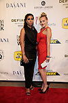 Jessica Pimentel & Madeline Brewer - Orange is the New Black at Nolcha Fashion Week New York on September 8, 2014 at Eyebeam Atelier - 540 W. 21st St, New York City, New York. (Photo by Sue Coflin/Max Photos)