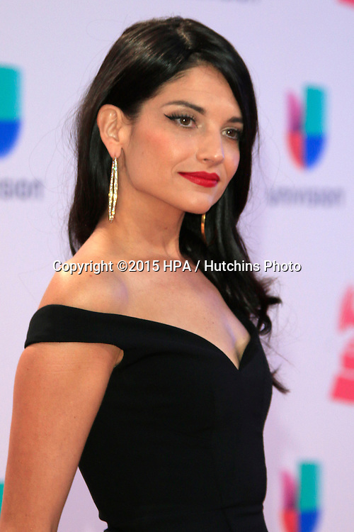 LAS VEGAS - NOV 19:  Natalia Jimenez at the 16th Latin GRAMMY Awards at the MGM Grand Garden Arena on November 19, 2015 in Las Vegas, NV
