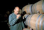 California: Winemaker Jon-Mark Chappelet, model released,  Photo: baycru101.Photo copyright Lee Foster, 510/549-2202, lee@fostertravel.com, www.fostertravel.com