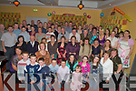 Noreen Nagle, Headford, Killarney, pictured with her family and many friends, as she had a birthday celebration in Darby O'Gills on Friday night.   Copyright Kerry's Eye 2008