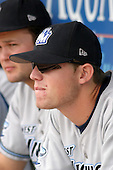 August 31, 2003:  Jody Roughton of the West Michigan WhiteCaps during a game at Lansing Stadium in Lansing, Michigan.  Photo by:  Mike Janes/Four Seam Images