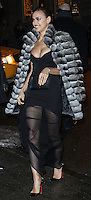 NEW YORK, NY - FEBRUARY 18: Irina Shayk at the Sports Illustrated Swimsuit 50th Anniversary Party held at Swimsuit Beach House on February 18, 2014 in New York City. (Photo by Jeffery Duran/Celebrity Monitor)