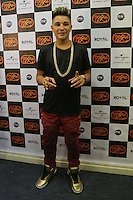 SAO PAULO, SP, 13.04.2014 - SHOW MC GUI - Show de gravação do dvd do MC Gui no Citibank Hall na região sul da cidade de Sao Paulo neste domingo, 13. (Foto: Vanessa Carvalho / Brazil Photo Press).