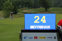 Gavin Moynihan (IRL) during the first round of the Shot Clock Masters, played at Diamond Country Club, Atzenbrugg, Vienna, Austria. 07/06/2018<br /> Picture: Golffile | Phil Inglis<br /> <br /> All photo usage must carry mandatory copyright credit (&copy; Golffile | Phil Inglis)