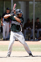 Orlando Sandoval - Colorado Rockies, 2009 Instructional League.Photo by:  Bill Mitchell/Four Seam Images..