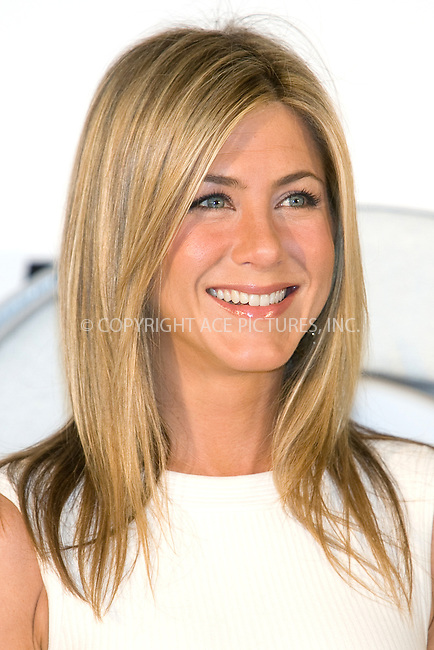 WWW.ACEPIXS.COM . . . . .  ..... . . . . US SALES ONLY . . . . .....March 30 2010, Madrid....Actress Jennifer Aniston at a photocall for 'Exposados' (The Bounty Hunter) at the Villamagna Hotel on March 30, 2010 in Madrid, Spain.......Please byline: FD-ACE PICTURES... . . . .  ....Ace Pictures, Inc:  ..tel: (212) 243 8787 or (646) 769 0430..e-mail: info@acepixs.com..web: http://www.acepixs.com