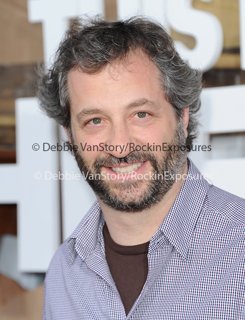 Judd Apatow at Columbia Pictures' World Premiere of This is the End Premiere held at The Regency Village Theatre in Westwood, California on June 03,2013                                                                   Copyright 2013 Hollywood Press Agency