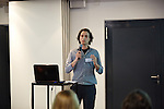 6.10.2013, Berlin, Amano Rooftop Conference Center. High-Tech Forum Berlin. Guy Bachar
