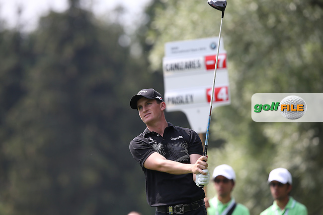 66 for Chris Paisley (ENG) the surprise of Round Three of the 2015 BMW International Open at Golfclub Munchen Eichenried, Eichenried, Munich, Germany. 27/06/2015. Picture David Lloyd | www.golffile.ie