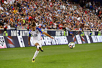Harrison, NJ - Friday Sept. 01, 2017: Graham Zusi during a 2017 FIFA World Cup Qualifier between the United States (USA) and Costa Rica (CRC) at Red Bull Arena.
