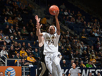 CAL (W) Basketball vs Idaho, January 3, 2016