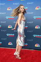 PASADENA, CA - MARCH 12: Heidi Klum at America&rsquo;s Got Talent Red Carpet Kickoff at The Pasadena Civic Auditorium in Pasadena, California on March 12, 2018. <br /> CAP/MPI/FS<br /> &copy;FS/MPI/Capital Pictures