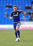 Cardiff's Joe Ralls in action during the Sky Bet Championship League match at The Cardiff City Stadium.  Photo credit should read: David Klein/Sportimage