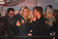 Francesca (Cheska) Hull at Celebrity Big Brother 2014 - Contestants Enter The House, Borehamwood. 03/01/2014 Picture by: Henry Harris / Featureflash