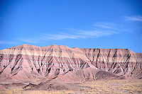 SOUTHWESTERN GEOLOGICAL FORMATIONS<br /> Mesa, Sedimentary Rock<br /> Arizona