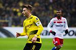 10.02.2018, Signal Iduna Park, Dortmund, GER, 1.FBL, Borussia Dortmund vs Hamburger SV, <br /> <br /> im Bild | picture shows:<br /> Marco Reus (Borussia Dortmund #11), <br /> <br /> <br /> Foto &copy; nordphoto / Rauch