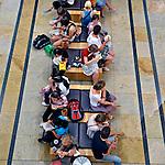Shopping center em Dresden. Alemanha. 2011. Foto de Juca Martins.