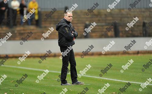 2015-11-15 / Voetbal / seizoen 2015-2016 / Berchem Sport - Walhain / Stefan Vandevelde<br /><br />Foto: Mpics.be