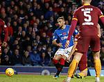 11.11.18 Rangers v Motherwell: Eros Grezda scores his first goal