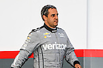 JUAN PABLO  MONTOYA appears at the driver introductions before the Verizon Indy Car Firestone 600 race at Texas Motor Speedway in Fort Worth,Texas.