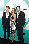 Guiding Light Kevin Bacon - Passions Natalie Zea - James Purefoy star in Fox TV show The Following at The Fox 2012 Programming Presentation on May 14, 2012 at Wollman Rink, Central Park, New York City, New York. (Photo by Sue Coflin/Max Photos) 917-647-8403