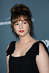 Amber Tamblyn attending the House Series  Finale Wrap Party, held at Cicada's in Los Angeles, CA. April 20, 2012