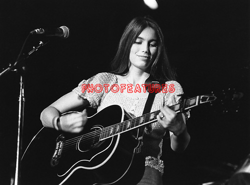 Emmylou Harris 1978.© Chris Walter.