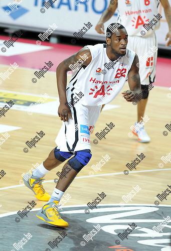 2012-05-22 / Basketbal / seizoen 2011-2012 / Play-Offs / Antwerp Giants - Charleroi / Mike Morrison..Foto: Mpics.be