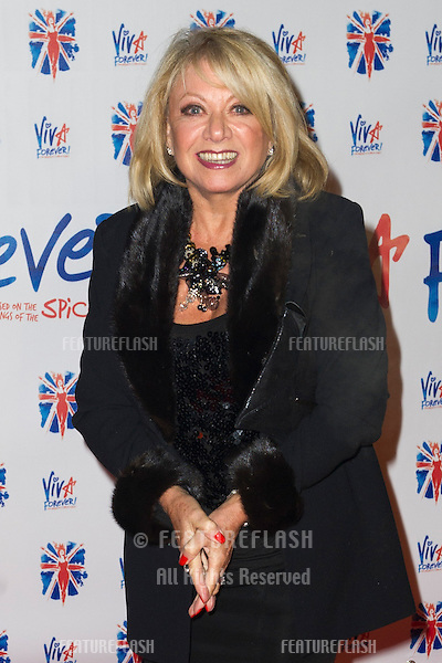 Elaine Paige at the Viva Forever Press Night, London. 11/12/2012 Picture by: Simon Burchell / Featureflash