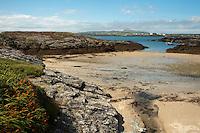 Porth y Castell, Trearddur Bay, Anglesey, Wales.