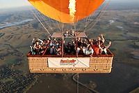 20150409 April 09 Hot Air Balloon Gold Coast