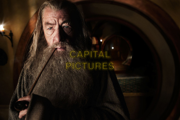 IAN McKELLEN .in The Hobbit: An Unexpected Journey (2012).*Filmstill - Editorial Use Only*.CAP/FB.Supplied by Capital Pictures.