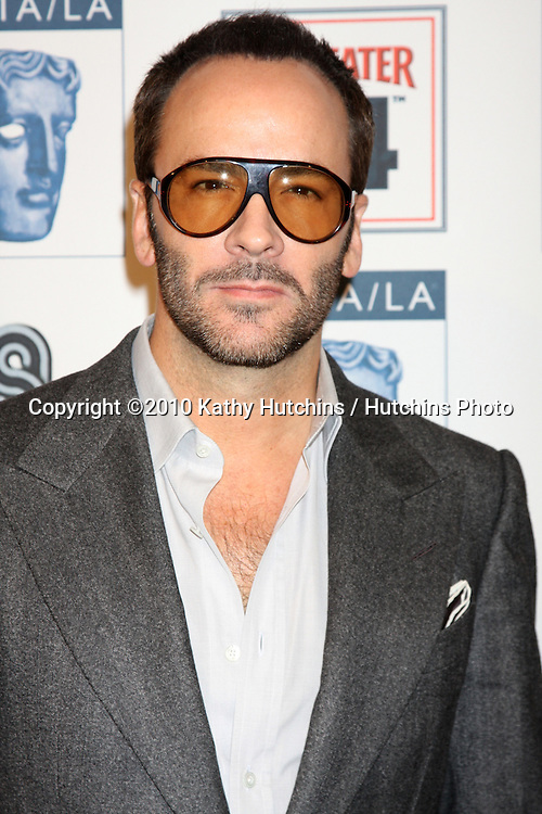 Tom Ford .arriving at the BAFTA/LA Awards Season Tea Party 2010.Beverly Hills Hotel.Beverly Hills, CA.January 16, 2010.©2010 Kathy Hutchins / Hutchins Photo....