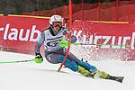 10.03.2018, Ofterschwanger Horn, Ofterschwang, GER, Slalom Weltcup in Ofterschwang, im Bild Ninon Esposito (FRA, #52)<br /> <br /> Foto &copy; nordphoto / Hafner