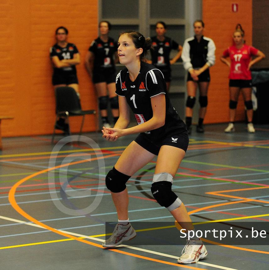 Bidavo Bissegem : Sofie Van Poecke.foto VDB / Bart VANDENBROUCKE
