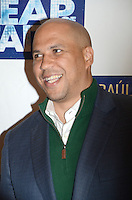 Cory Booker at the 'Leap Of Faith' Broadway Opening Night at the St. James Theatre on April 26, 2012 in New York City. © Amy Pinard/MediaPunch Inc.