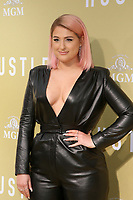 08 May 2019 - Hollywood, California - Meghan Trainor. Premiere Of MGM's &quot;The Hustle&quot;  held at The ArcLight Hollywood. <br /> CAP/ADM/FS<br /> &copy;FS/ADM/Capital Pictures