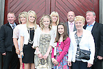 Jessica O'Donoghue and family at the Confirmation in St.Mary's Church...Photo NEWSFILE/Jenny Matthews.(Photo credit should read Jenny Matthews/NEWSFILE)....This Picture has been sent you under the condtions enclosed by:.Newsfile Ltd..The Studio,.Millmount Abbey,.Drogheda,.Co Meath..Ireland..Tel: +353(0)41-9871240.Fax: +353(0)41-9871260.GSM: +353(0)86-2500958.email: pictures@newsfile.ie.www.newsfile.ie.FTP: 193.120.102.198.
