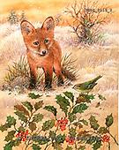 GIORDANO, CHRISTMAS LANDSCAPES, WEIHNACHTEN WINTERLANDSCHAFTEN, NAVIDAD PAISAJES DE INVIERNO, paintings+++++,USGI2115/2,#XL#,fox