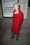 Phyllis Somerville attending the Broadway Opening Night Performance of 'An Enemy of the People' at the Samuel J. Friedman Theatre in New York. Sept. 27, 2012
